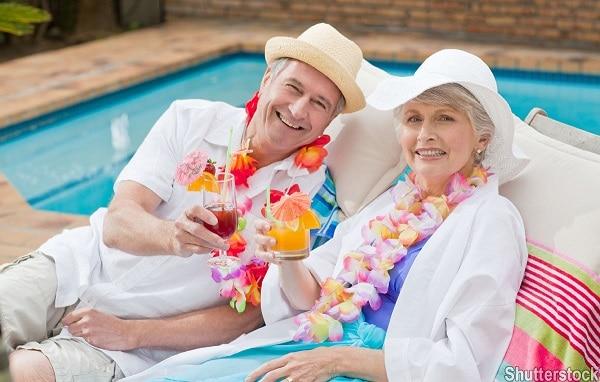 senior travelers