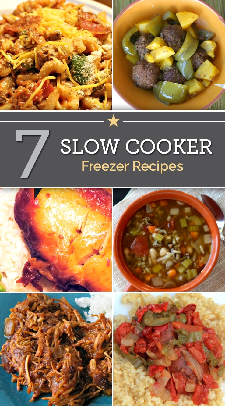 7 Slow Cooker Freezer Recipes For One Afternoon | The Good Stuff