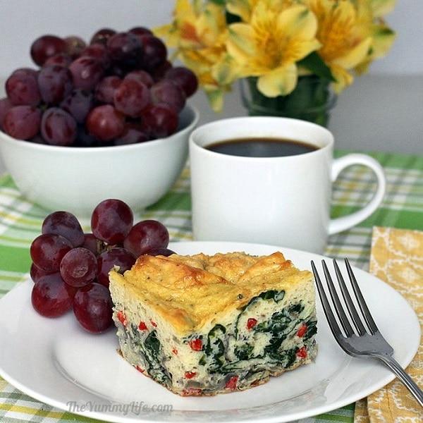 spinach-artichoke-egg-casserole