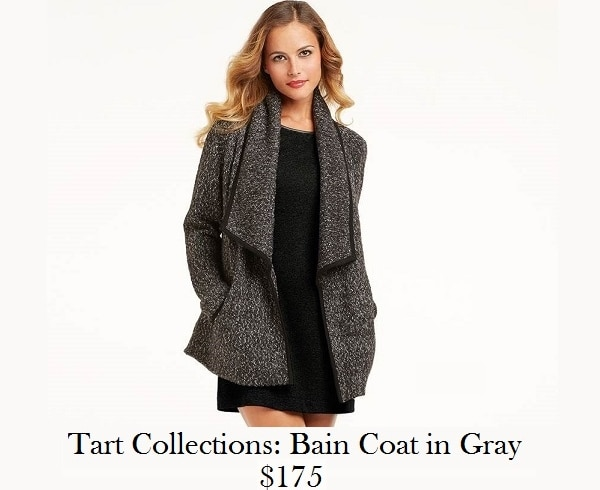 tart collections oversize knit