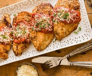 10 Chicken Breast Recipes featured image