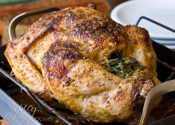Asian Spiced Turkey