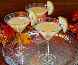 Thanksgiving Dessert Cocktails