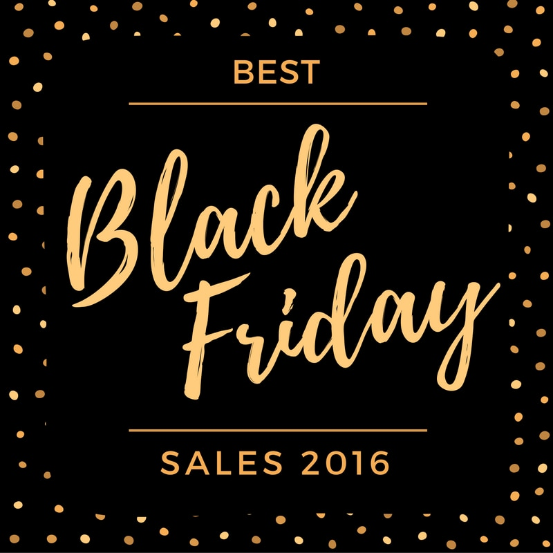 The Best Black Friday Deals 2016 You've Been Waiting For! | thegoodstuff