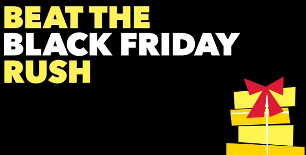 Black Friday home and electronics deals