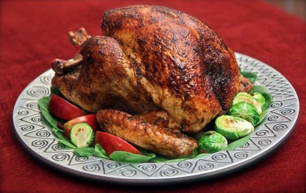 Cajun-Roasted Turkey