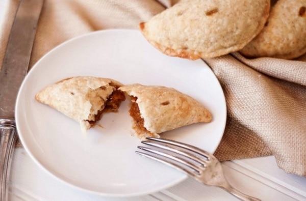 Candied Yam Empanadas