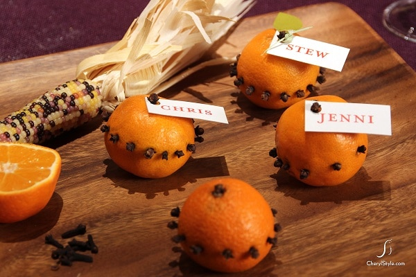 Clove Clementines