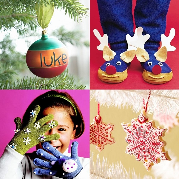Have a Kids Christmas Craft Day