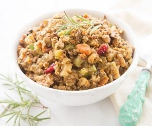 Homemade Gluten-Free Stuffing