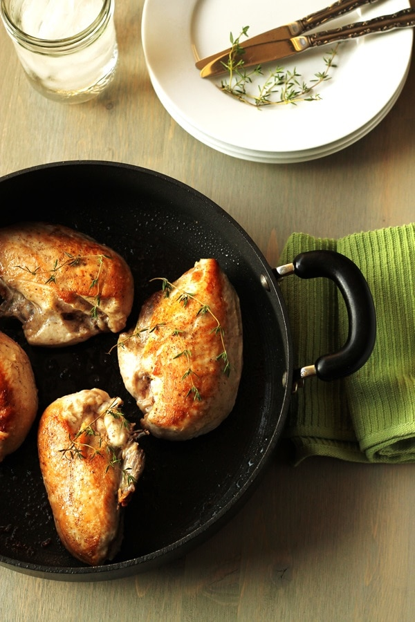Perfectly Baked Chicken Breasts