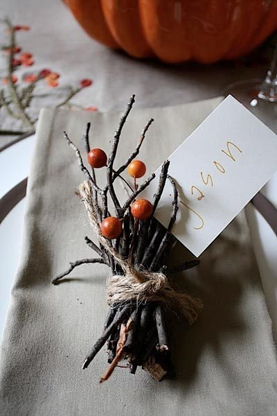 Thanksgiving Table Setting Ideas_19