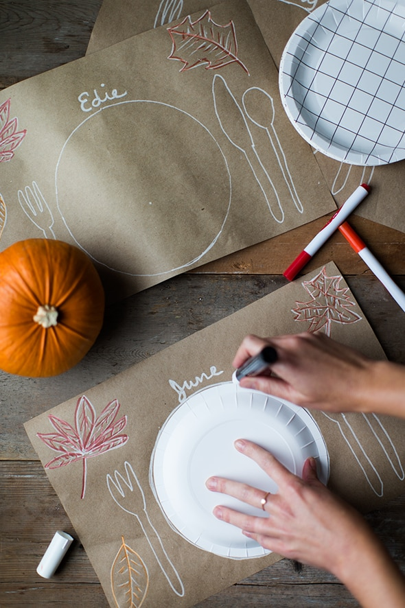 Thanksgiving Table Setting Ideas_28