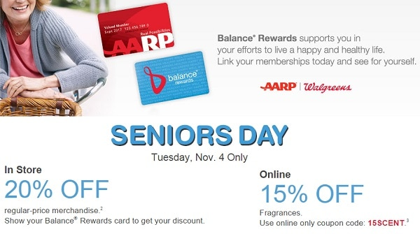 aarp walgreens senior savings