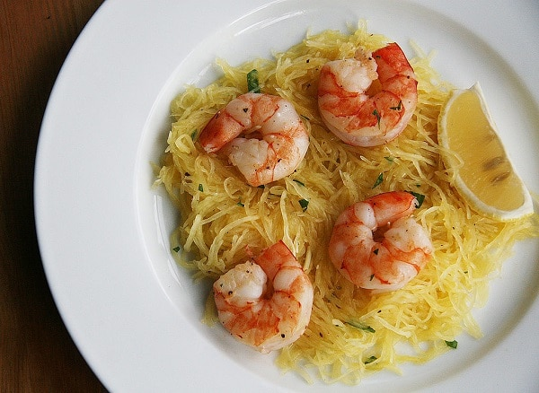 Shrimp-Over-Spaghetti-Squash