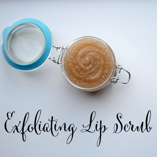 chapped lips lip scrub