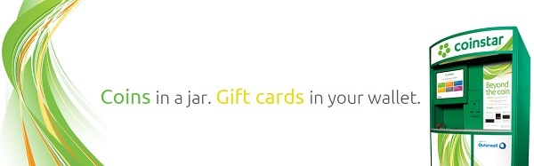 coinstar gift cards