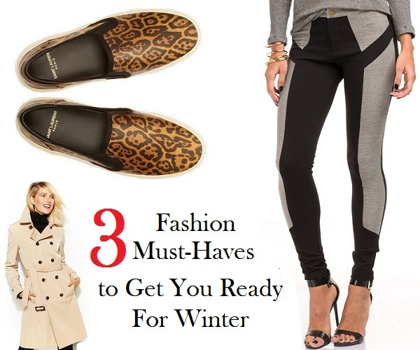 fashion must haves for winter