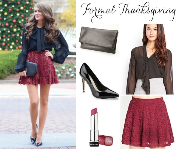 Look Festive and Fashionable with These Thanksgiving Outfit Ideas ...