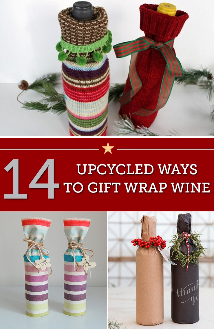 how to make a mini gift wrap