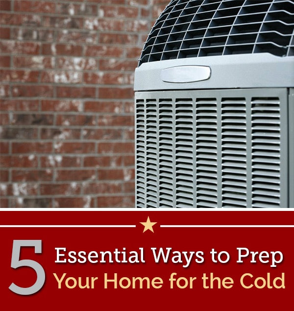 prep your home for the cold