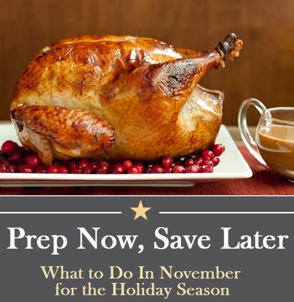 prep now save later in november