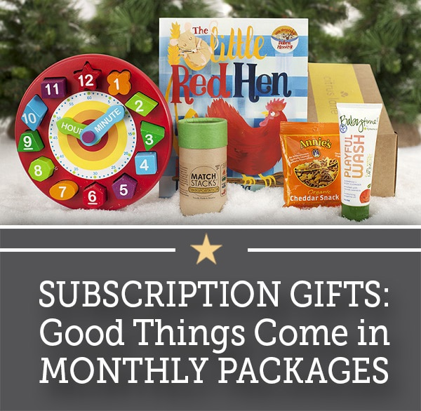 Subscription Gifts