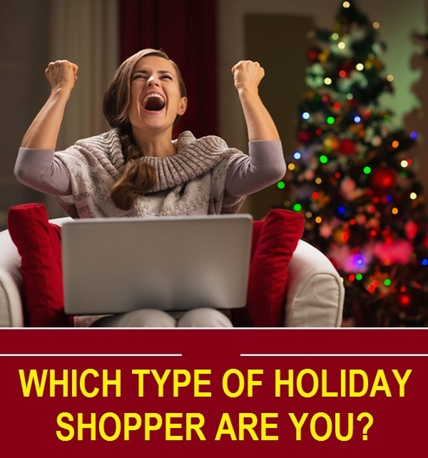 type of holiday shopper