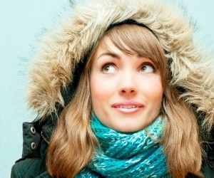 Why Your Body Won't Warm Up in Winter