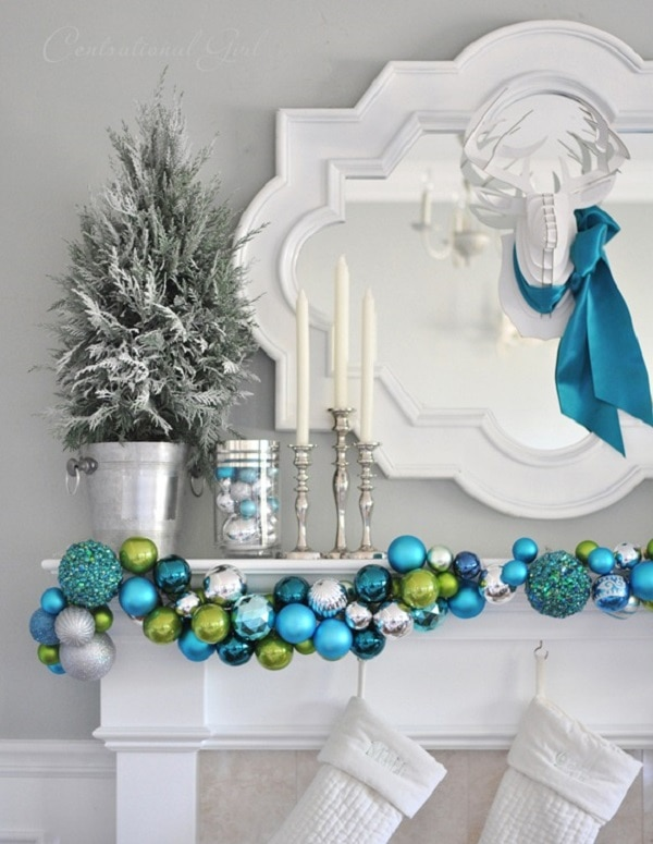 1 Ornament Garland