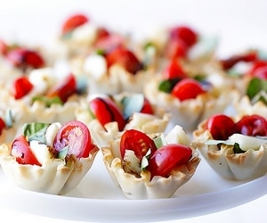10-Minute Easy Holiday Appetizers