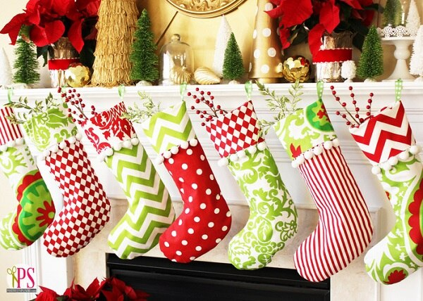 18 Whimsical Stockings