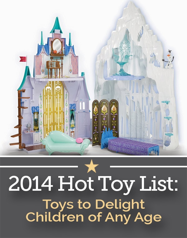 2014 hot toy list