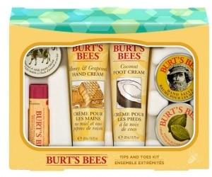 Burts Bees Tips and Toes Kit