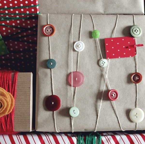 Button Wrapping