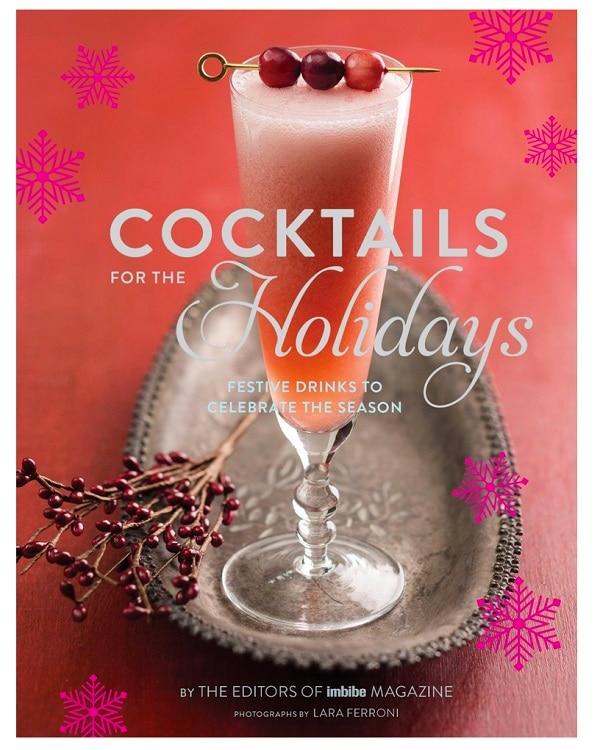 CocktailsForHolidaysBook