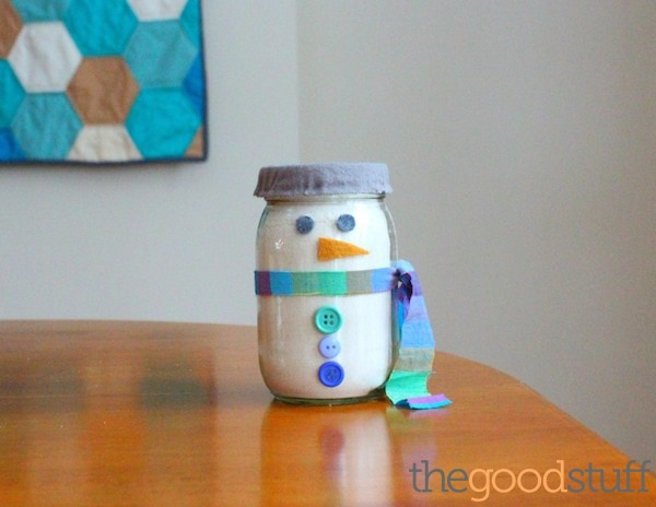 Cookie Mix Snowman-tgs
