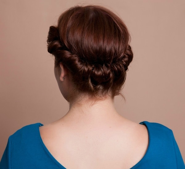 Crown-Updo