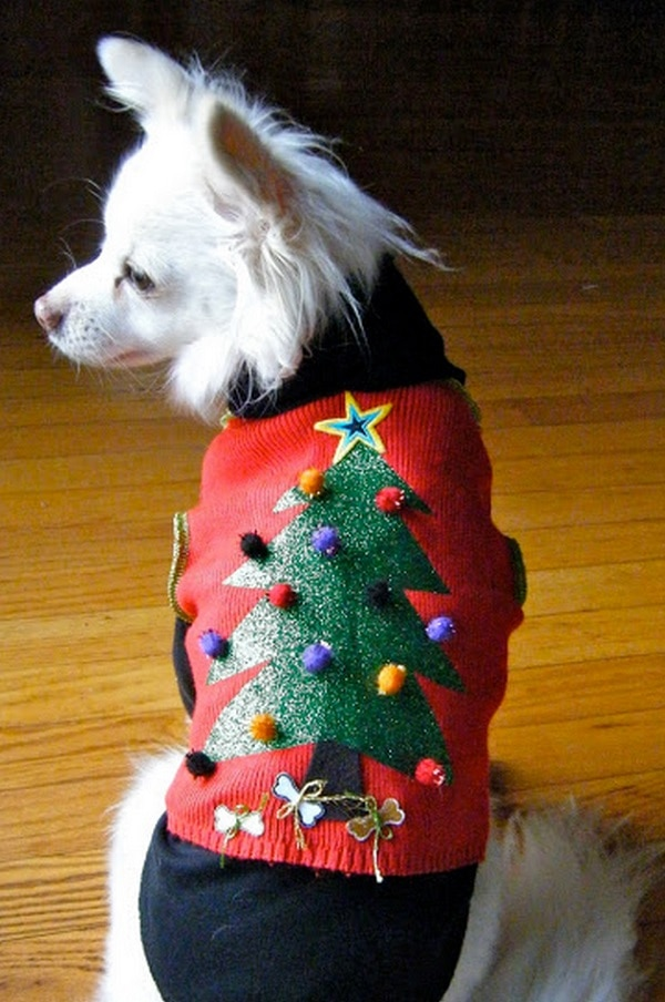 10 Diy Ugly Christmas Sweaters For The Holidays Thegoodstuff