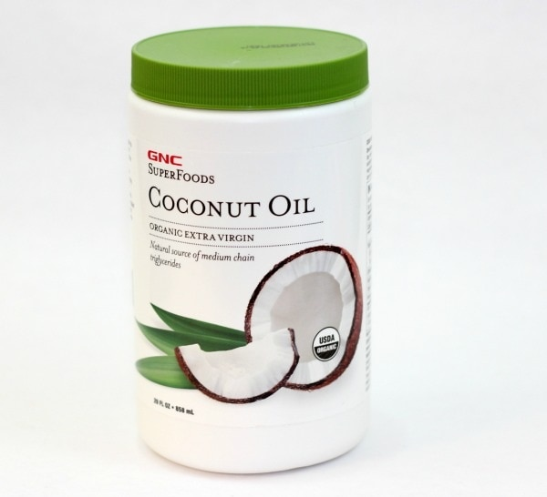 GNC Superfoods Organic Extra Virgin Coconut Oil