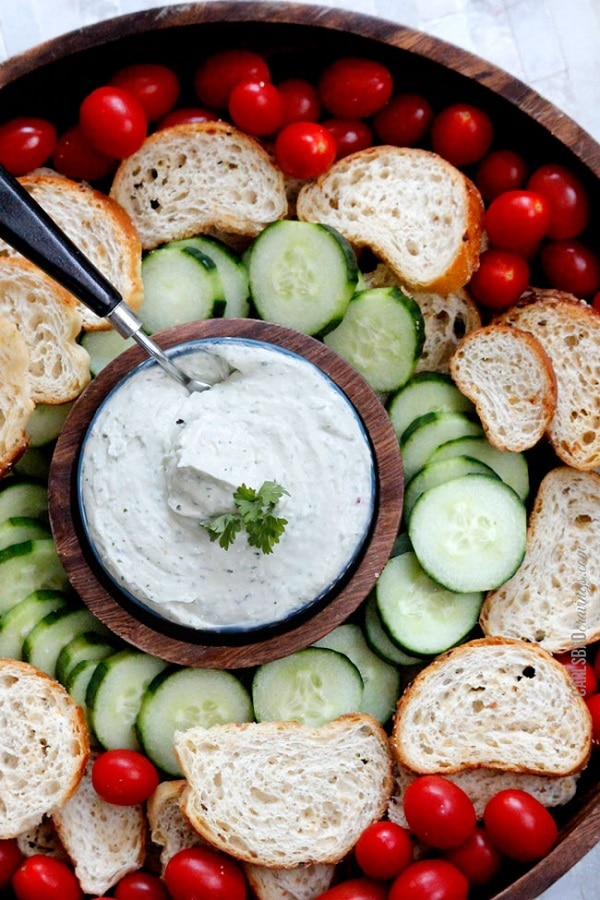 10-Minute Easy Holiday Appetizers   thegoodstuff