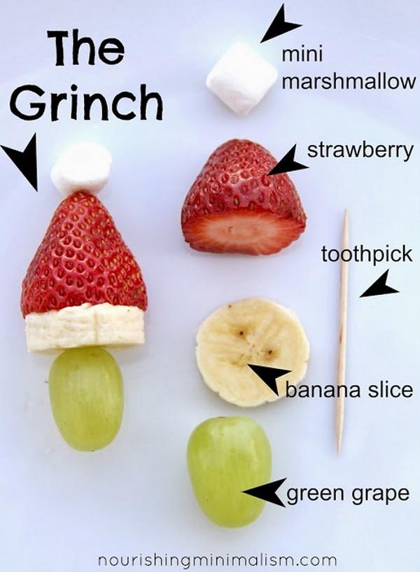 Grinch Kebabs