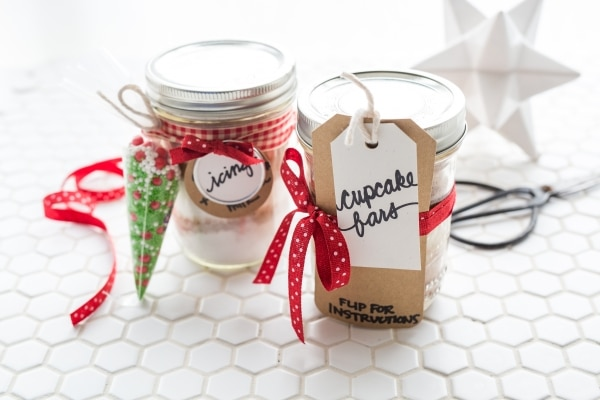 Stir Up Something Delicious with 6 Mason Jar Cookie Recipes | thegoodstuff