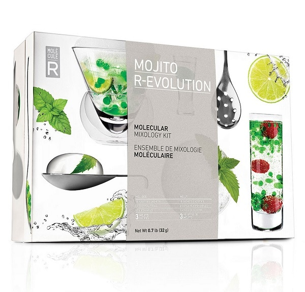 MolecularMixologyMojito