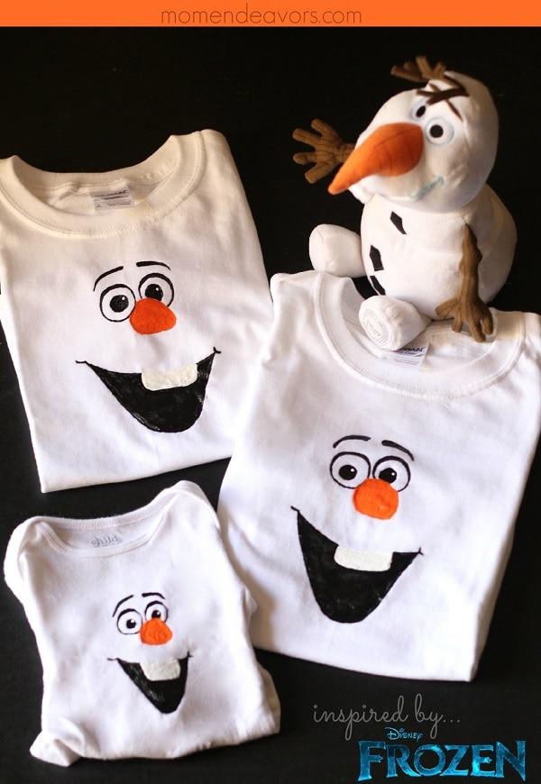 Olaf Shirts