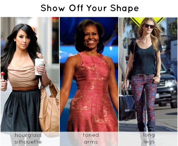 Show off Your Shape