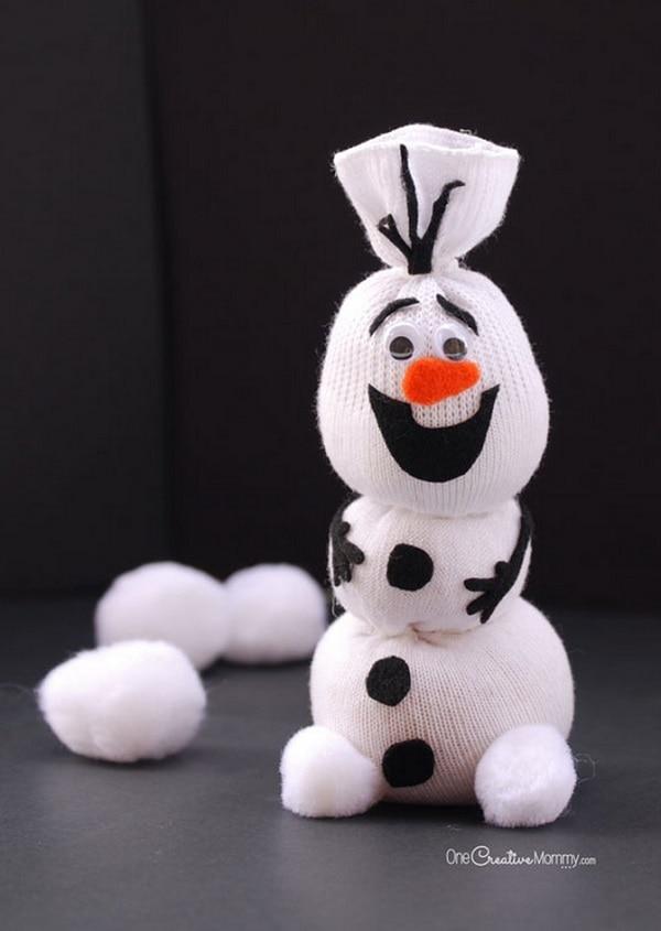 Sock Olaf
