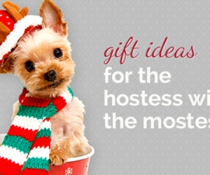 Holiday 2014 Sweepstakes: Gifts for the Hostess with the Mostest