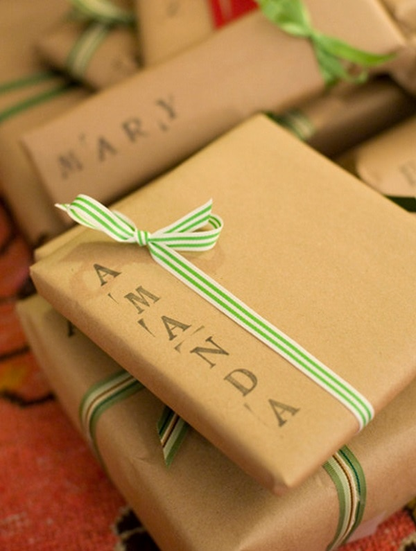 Time-Saving Gift Wrapping Ideas for the Holidays | thegoodstuff