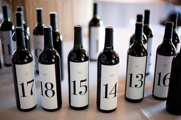 Wine Bottle Countdown
